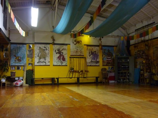 FICA Oakland - studio